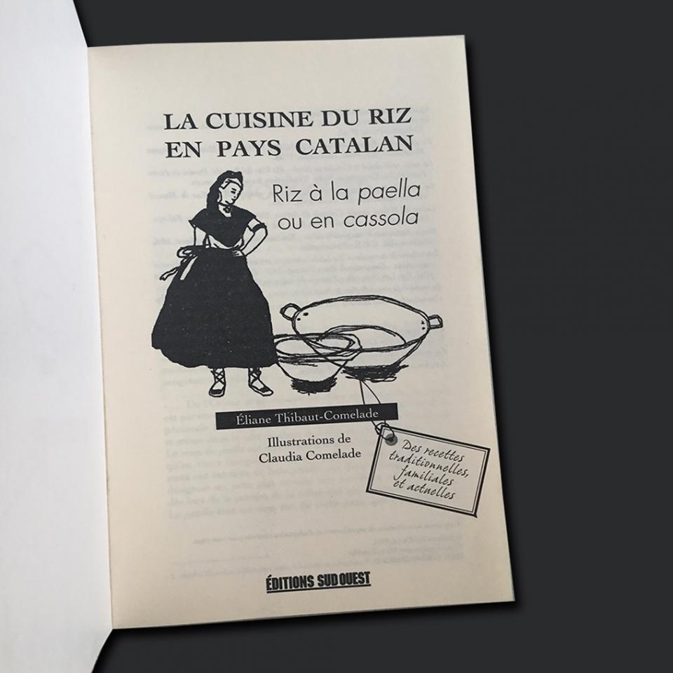 Illustrations livre de cuisine