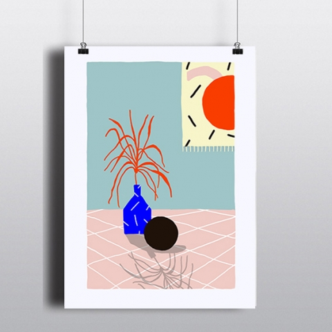 affiches succulentes